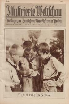 Illustrierte Weltschau : Beilage zur Deutschen Rundschau in Polen. 1929, Nr. 34 ([27 August])