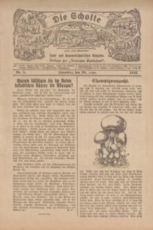 """Die Scholle : früher """"Der Ostmärker"""" : land- und hauswirtschaftlicher Ratgeber : Beilage zur """"Deutschen Rundschau"""". 1922, Nr. 5 (26 März)"""