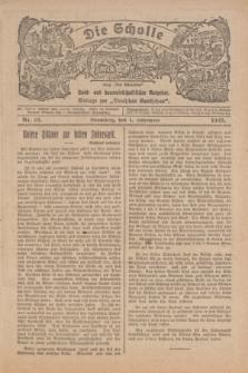 """Die Scholle : früher """"Der Ostmärker"""" : land- und hauswirtschaftlicher Ratgeber : Beilage zur """"Deutschen Rundschau"""". 1925, Nr. 22 (1 November)"""