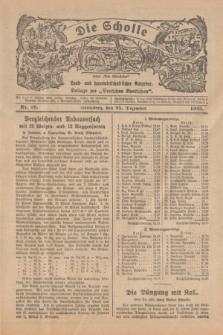 """Die Scholle : früher """"Der Ostmärker"""" : land- und hauswirtschaftlicher Ratgeber : Beilage zur """"Deutschen Rundschau"""". 1925, Nr. 26 (25 Dezember)"""