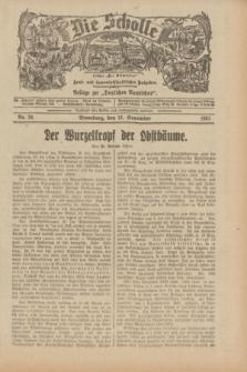 """Die Scholle : früher """"Der Ostmärker"""" : land- und hauswirtschaftlicher Ratgeber : Beilage zur """"Deutschen Rundschau"""". 1932, Nr. 24 (27 November)"""