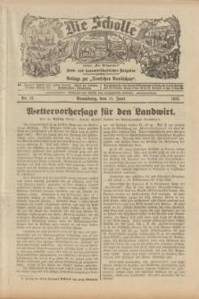 """Die Scholle : früher """"Der Ostmärker"""" : land- und hauswirtschaftlicher Ratgeber : Beilage zur """"Deutschen Rundschau"""". 1933, Nr. 12 (11 Juni)"""