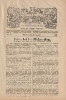 """Die Scholle : früher """"Der Ostmärker"""" : land- und hauswirtschaftlicher Ratgeber : Beilage zur """"Deutschen Rundschau"""". 1934, Nr. 52 (30 Dezember)"""