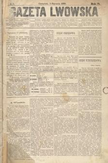 Gazeta Lwowska. 1889, nr1
