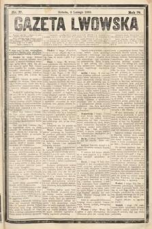 Gazeta Lwowska. 1889, nr27