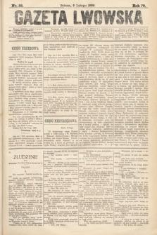 Gazeta Lwowska. 1889, nr32