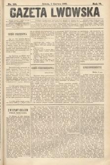 Gazeta Lwowska. 1889, nr125