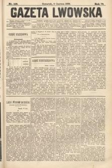 Gazeta Lwowska. 1889, nr129
