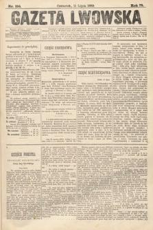 Gazeta Lwowska. 1889, nr156