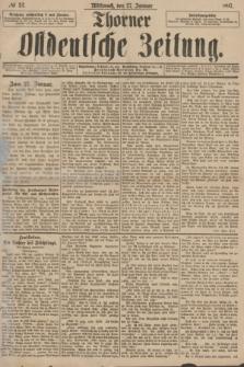 Thorner Ostdeutsche Zeitung. 1897, № 22 (27 Januar)