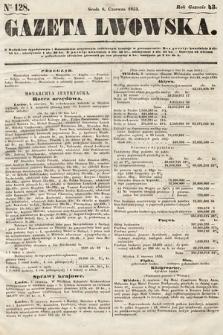 Gazeta Lwowska. 1853, nr128