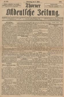 Thorner Ostdeutsche Zeitung. 1897, № 103 (4 Mai)