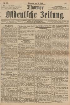 Thorner Ostdeutsche Zeitung. 1897, № 109 (11 Mai)