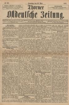 Thorner Ostdeutsche Zeitung. 1897, № 114 (16 Mai) + dod.