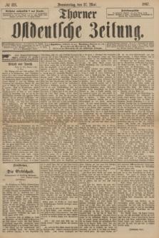 Thorner Ostdeutsche Zeitung. 1897, № 123 (27 Mai)