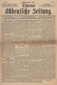 Thorner Ostdeutsche Zeitung. 1897, № 162 (14 Juli)