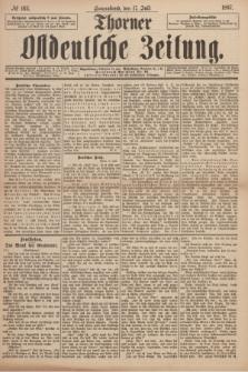 Thorner Ostdeutsche Zeitung. 1897, № 165 (17 Juli)