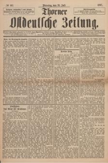 Thorner Ostdeutsche Zeitung. 1897, № 167 (20 Juli)