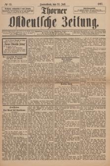 Thorner Ostdeutsche Zeitung. 1897, № 171 (24 Juli)