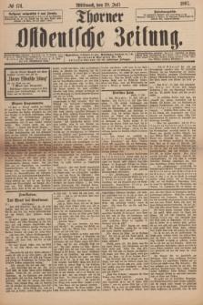 Thorner Ostdeutsche Zeitung. 1897, № 174 (28 Juli)