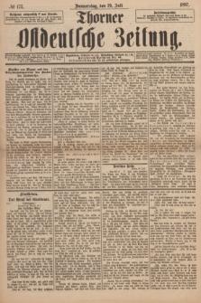 Thorner Ostdeutsche Zeitung. 1897, № 175 (29 Juli)