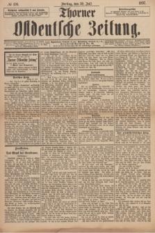 Thorner Ostdeutsche Zeitung. 1897, № 176 (30 Juli)