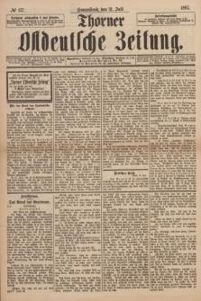 Thorner Ostdeutsche Zeitung. 1897, № 177 (31 Juli)