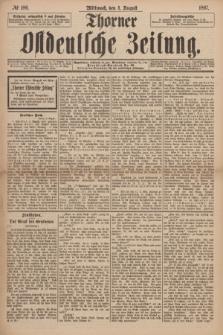 Thorner Ostdeutsche Zeitung. 1897, № 180 (4 August)