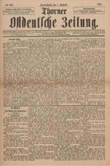 Thorner Ostdeutsche Zeitung. 1897, № 183 (7 August)