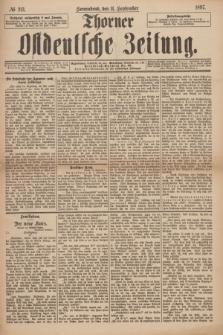 Thorner Ostdeutsche Zeitung. 1897, № 213 (11 September)