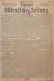 Thorner Ostdeutsche Zeitung. 1893, № 1 (1 Januar)