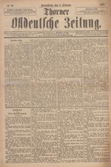 Thorner Ostdeutsche Zeitung. 1893, № 30 (4 Februar)