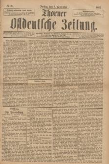 Thorner Ostdeutsche Zeitung. 1893, № 211 (8 September)