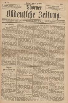 Thorner Ostdeutsche Zeitung. 1893, № 241 (13 Oktober)