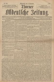 Thorner Ostdeutsche Zeitung. 1893, № 286 (6 Dezember) + dod.