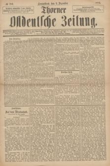 Thorner Ostdeutsche Zeitung. 1893, № 289 (9 Dezember)