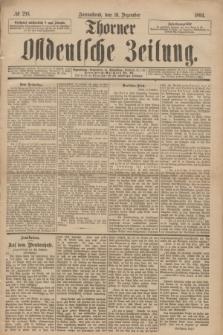 Thorner Ostdeutsche Zeitung. 1893, № 295 (16 Dezember)