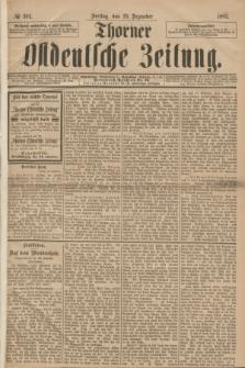 Thorner Ostdeutsche Zeitung. 1893, № 304 (29 Dezember)