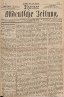Thorner Ostdeutsche Zeitung. 1894, № 24 (30 Januar)