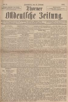 Thorner Ostdeutsche Zeitung. 1894, № 34 (10 Februar)