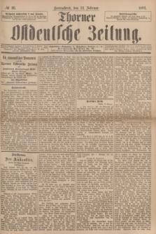 Thorner Ostdeutsche Zeitung. 1894, № 46 (24 Februar)