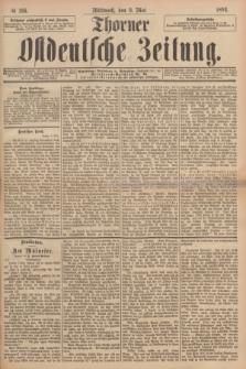 Thorner Ostdeutsche Zeitung. 1894, № 106 (9 Mai)