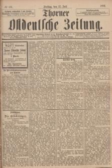 Thorner Ostdeutsche Zeitung. 1894, № 173 (27 Juli)