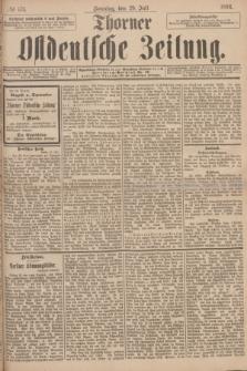Thorner Ostdeutsche Zeitung. 1894, № 175 (29 Juli) + dod.