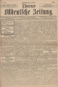 Thorner Ostdeutsche Zeitung. 1894, № 176 (31 Juli)