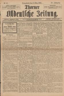 Thorner Ostdeutsche Zeitung. Jg.28, № 52 (2 März 1901) + dod.