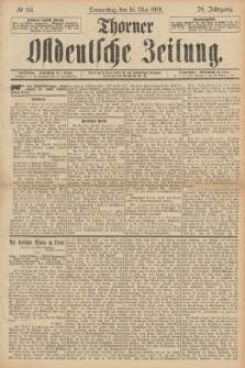 Thorner Ostdeutsche Zeitung. Jg.28, № 114 (16 Mai 1901) + dod.
