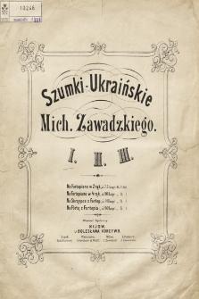 Pierwsza szumka ukraińska : dzieło 24