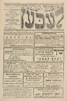Radomer-Kielcer Leben. 1926, nr38