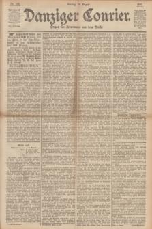 Danziger Courier : Organ für Jedermann aus dem Volke. Jg.12, Nr. 199 (25 August 1893) + dod.